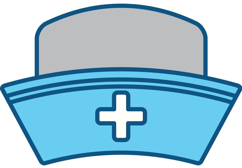 Nurse Hat clipart 5