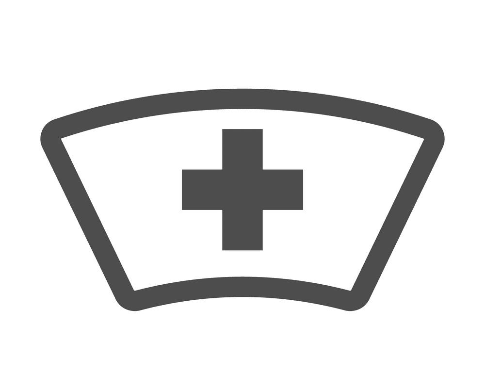 Nurse Hat clipart 6