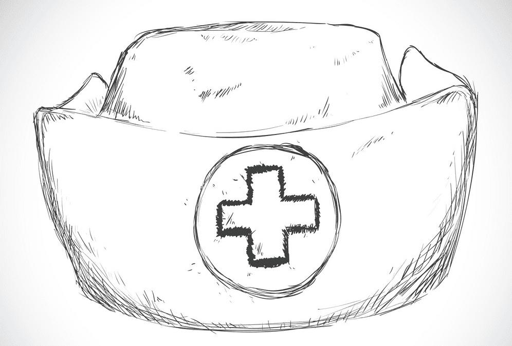 Nurse Hat clipart 8