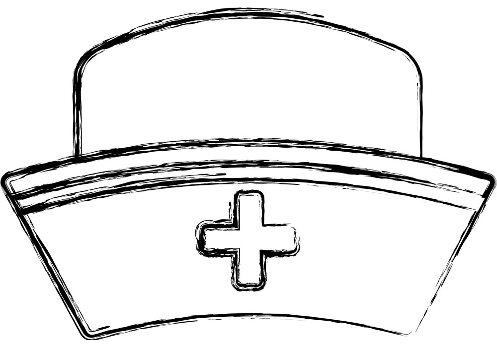 Nurse Hat clipart 9