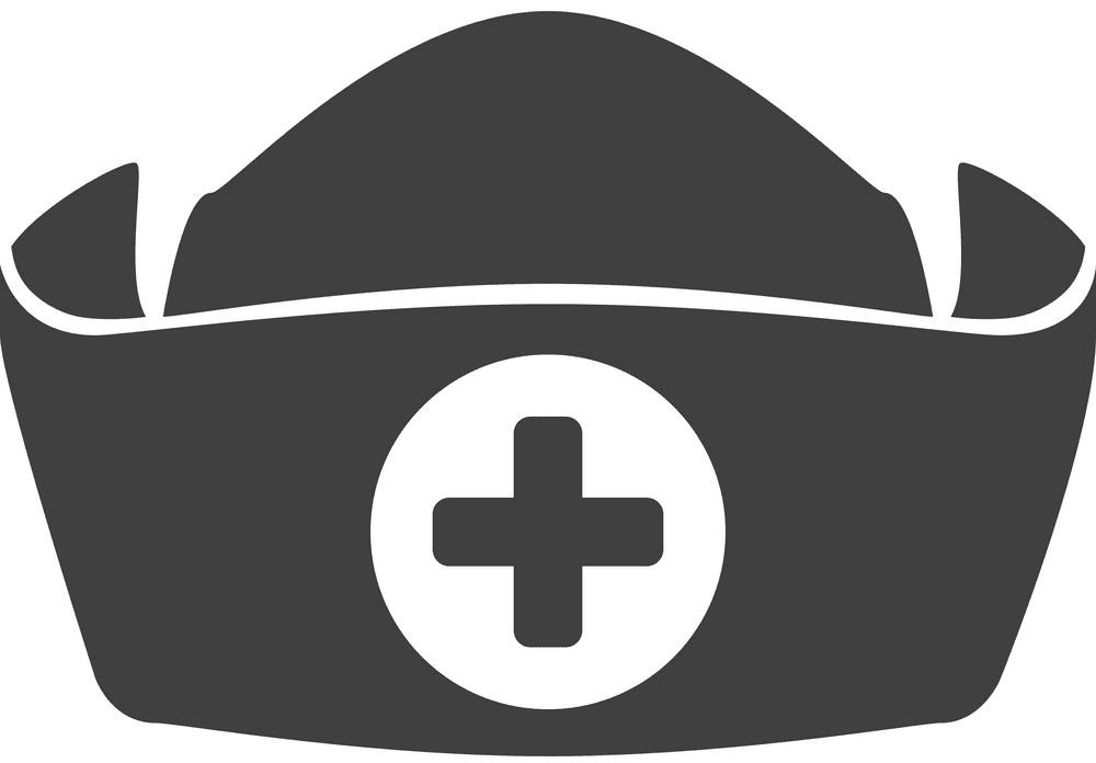 Nurse Hat clipart free download