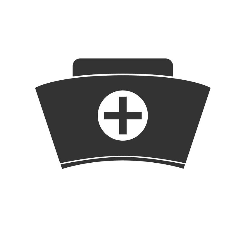 Nurse Hat clipart free image