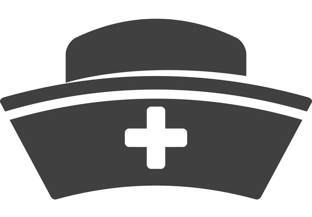 Nurse Hat clipart free images