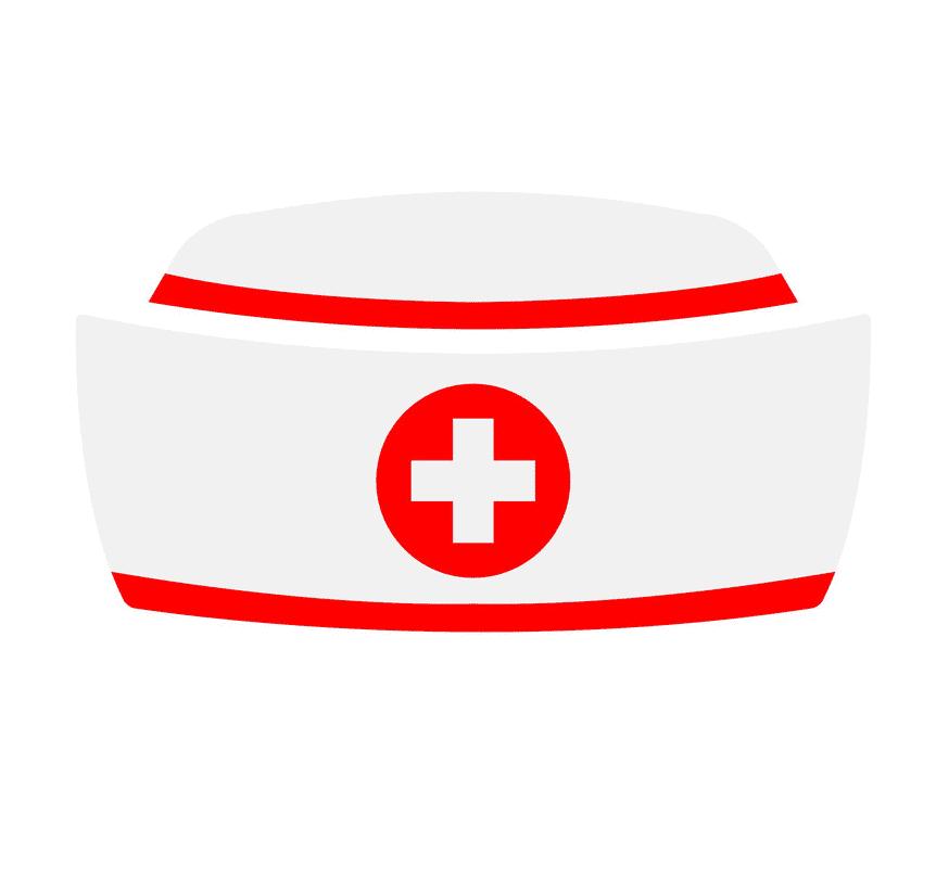 Nurse Hat clipart free