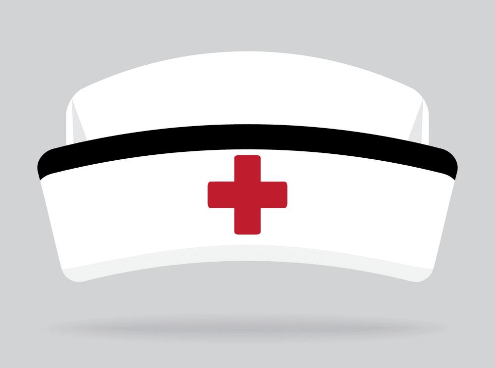 Nurse Hat clipart images