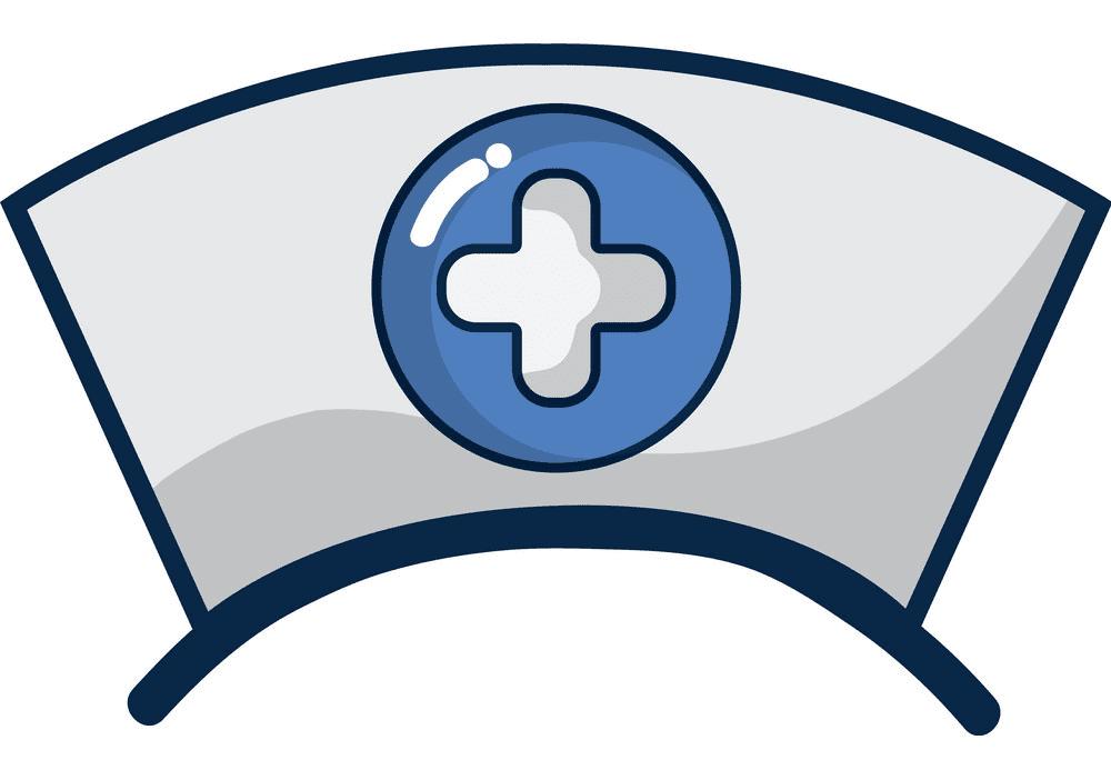 Nurse Hat clipart picture