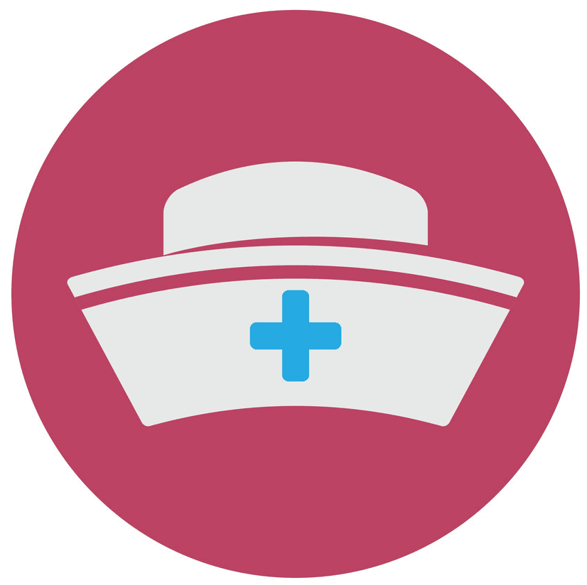 Nurse Hat clipart png free