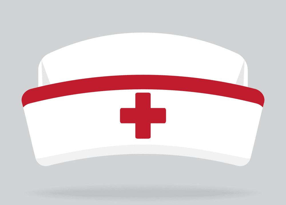 Nurse Hat clipart