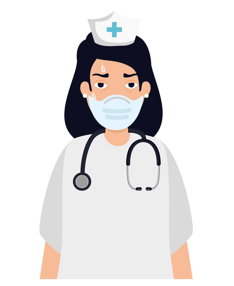 Nurse clipart 7
