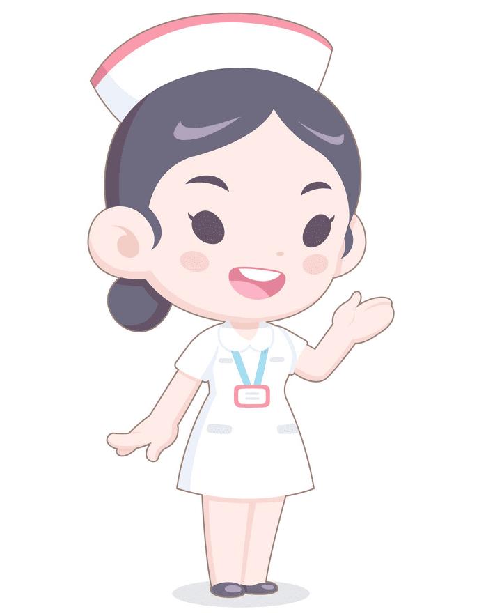 Nurse clipart 9