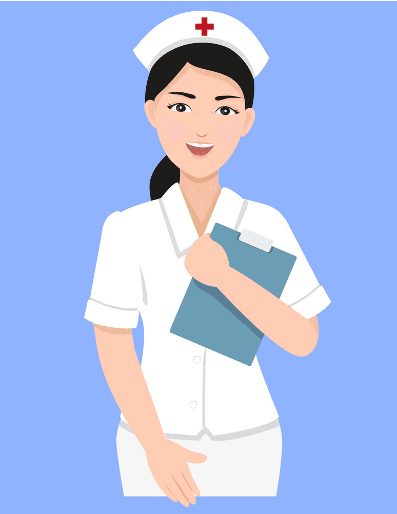 Nurse clipart for free