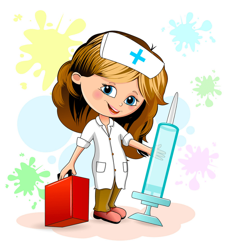 Nurse clipart free image