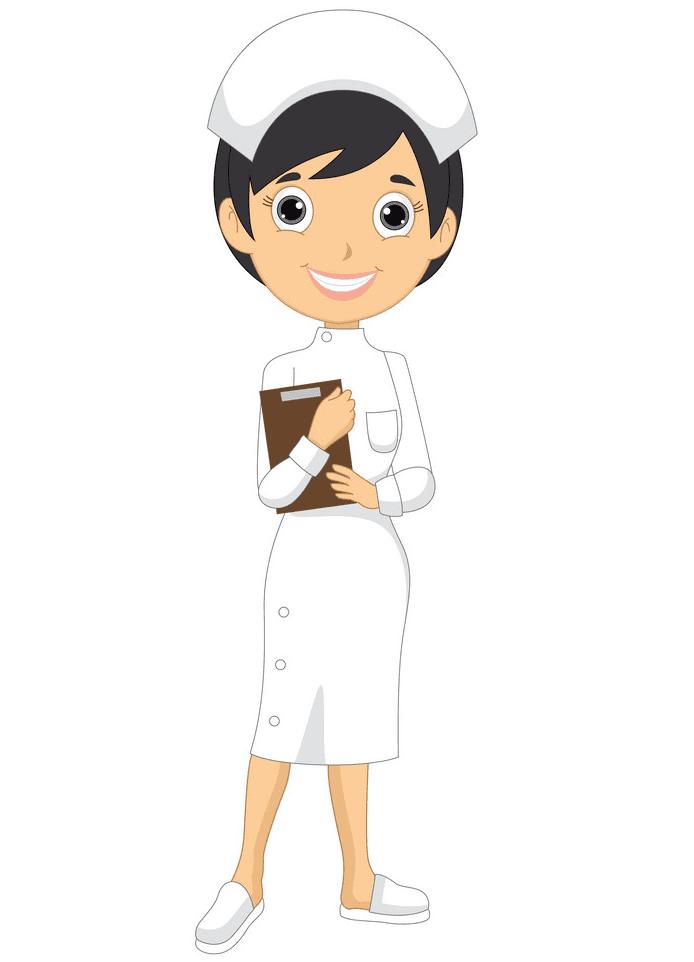 Nurse clipart image