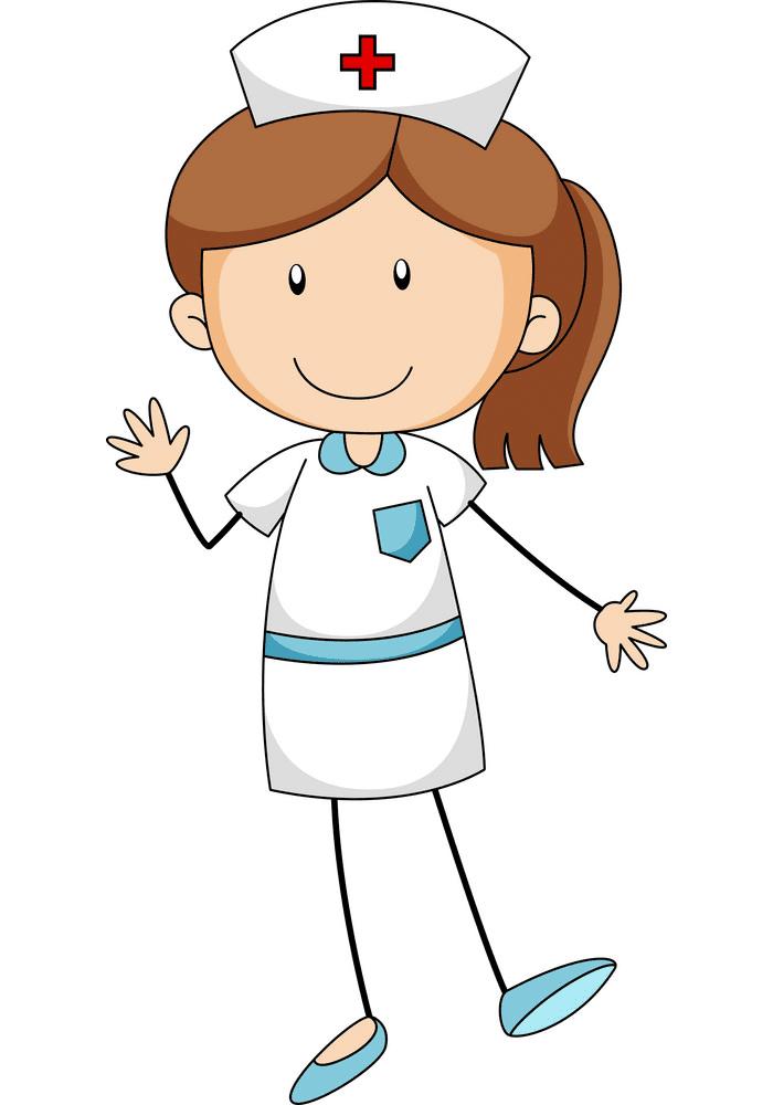 Nurse clipart images
