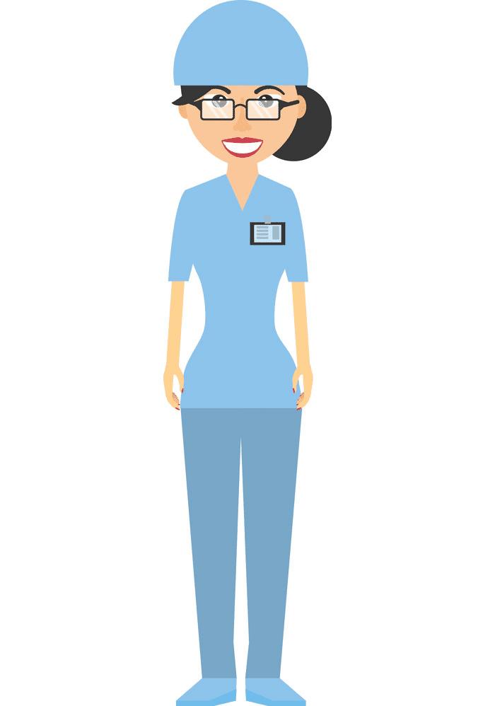 Nurse clipart png 1