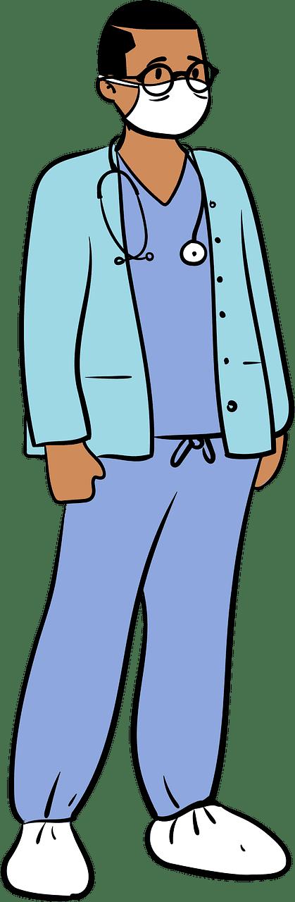 Nurse clipart transparent 5