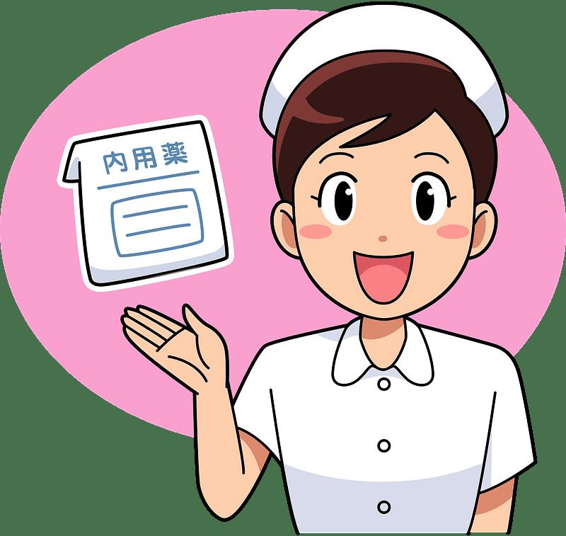 Nurse clipart transparent background 14