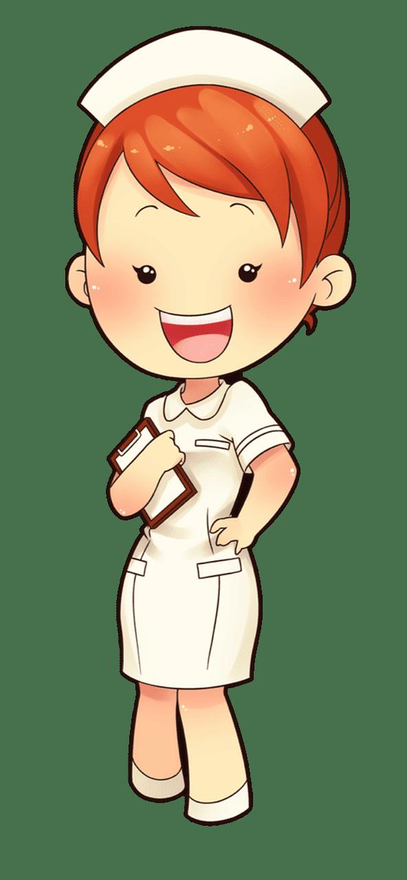 Nurse clipart transparent background 7