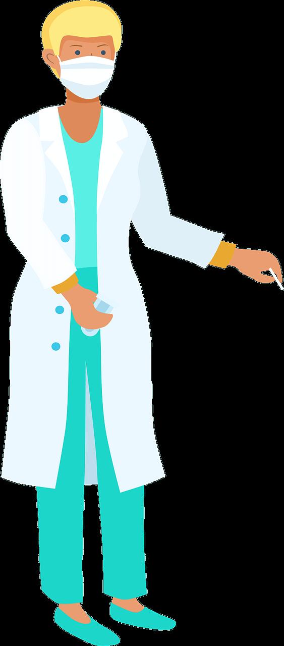 Nurse clipart transparent for free