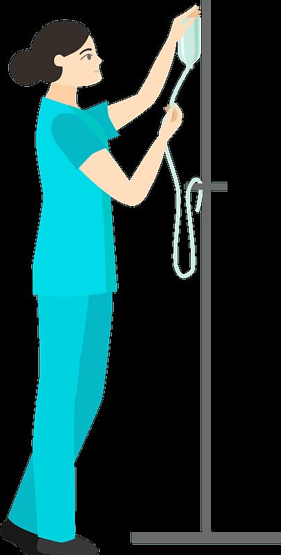 Nurse clipart transparent image