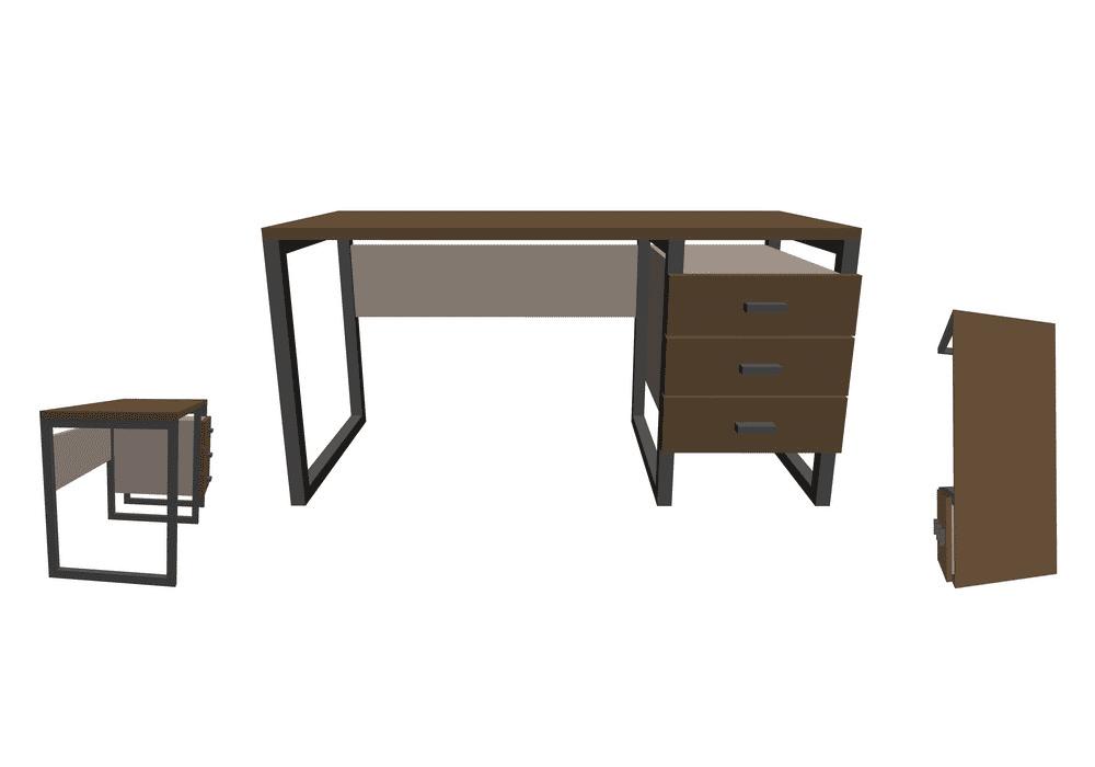 Office Desk clipart png image