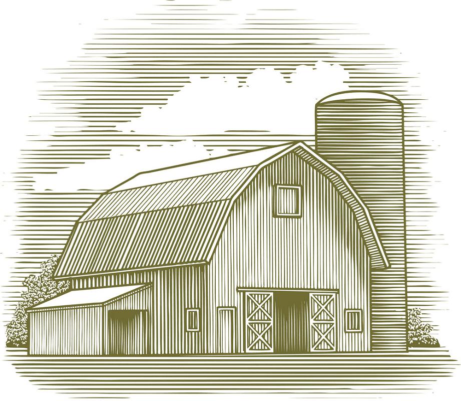 Old Barn clipart