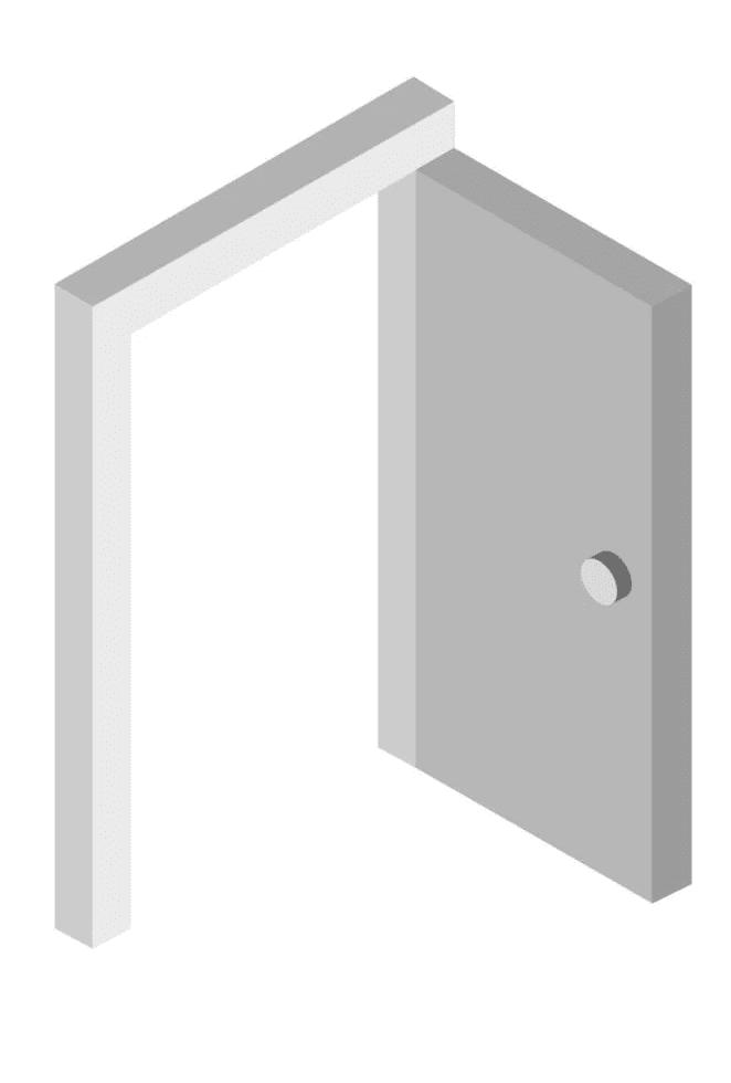 Open Door clipart 9