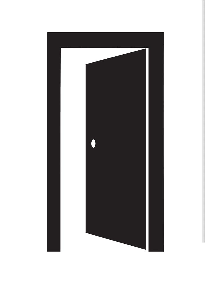 Open Door clipart png