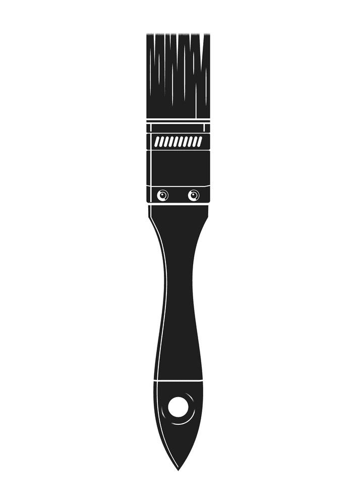 Paintbrush clipart 3