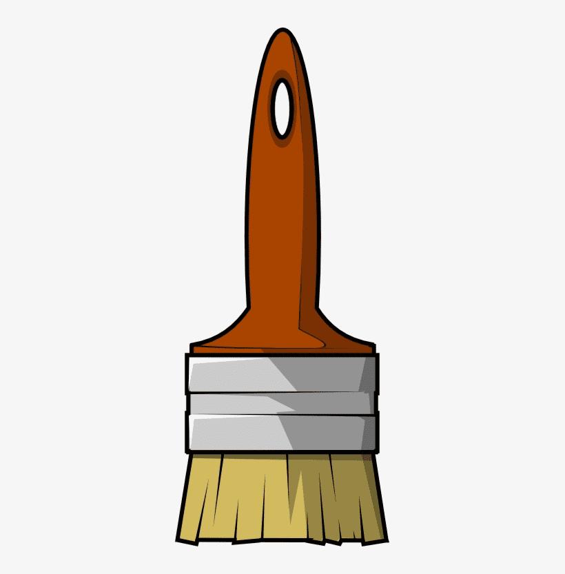 Paintbrush clipart free 8