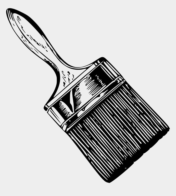 Paintbrush clipart free 9