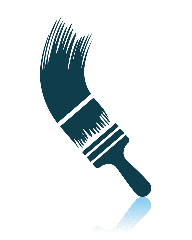 Paintbrush clipart free images