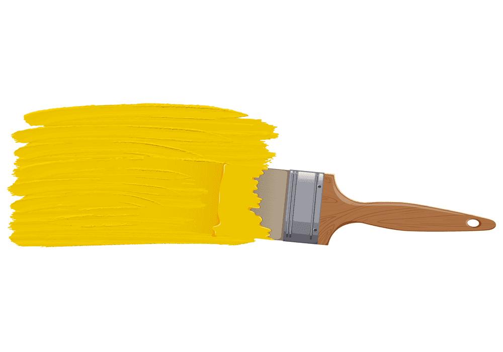 Paintbrush clipart png 3