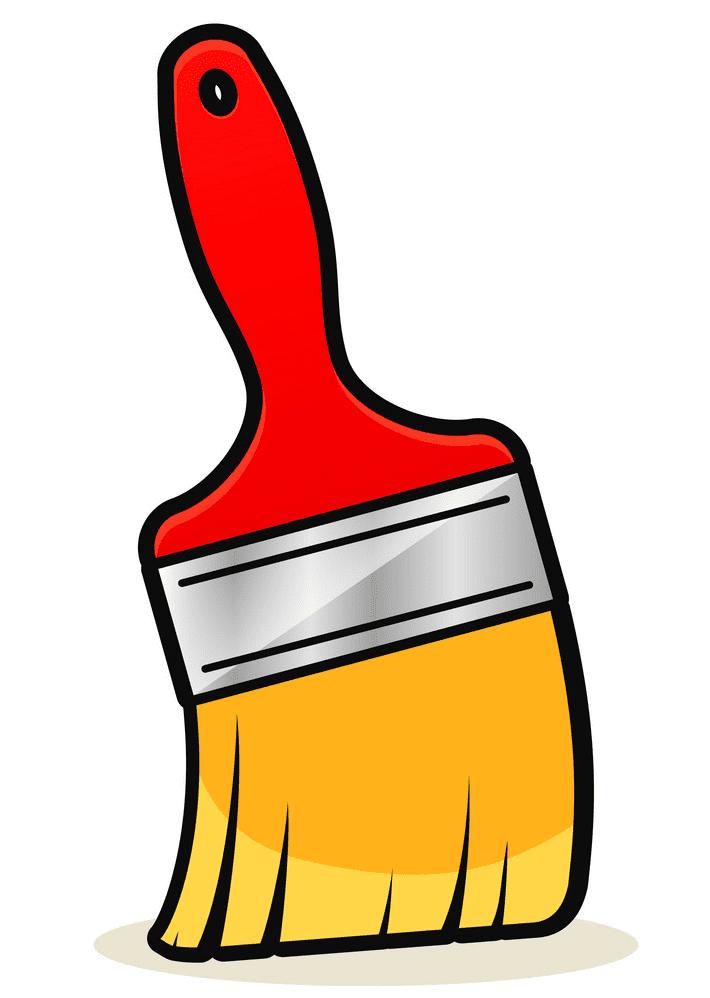 Paintbrush clipart png 5