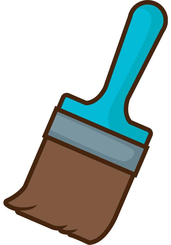 Paintbrush clipart png 6