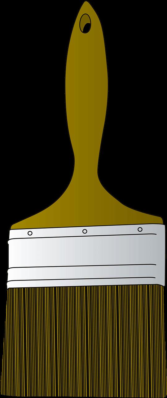 Paintbrush clipart transparent 2