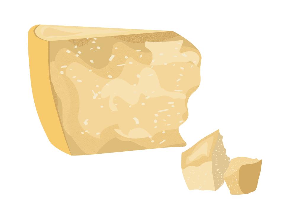 Parmesan Cheese clipart