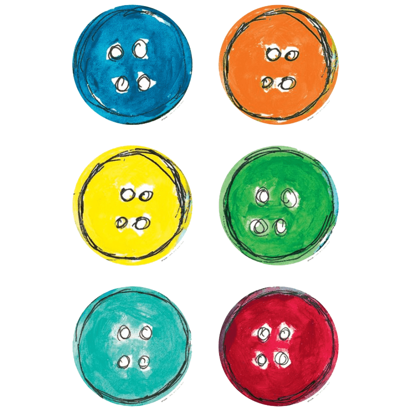 Pete The Cat Buttons clipart