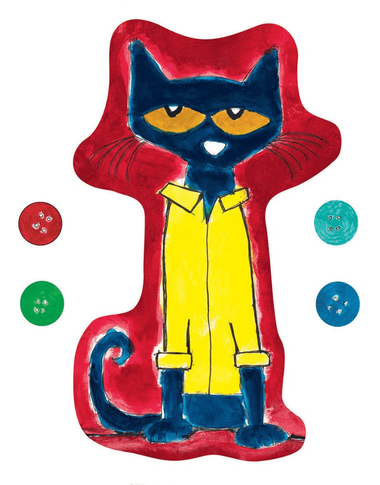 Pete The Cat clipart free 5
