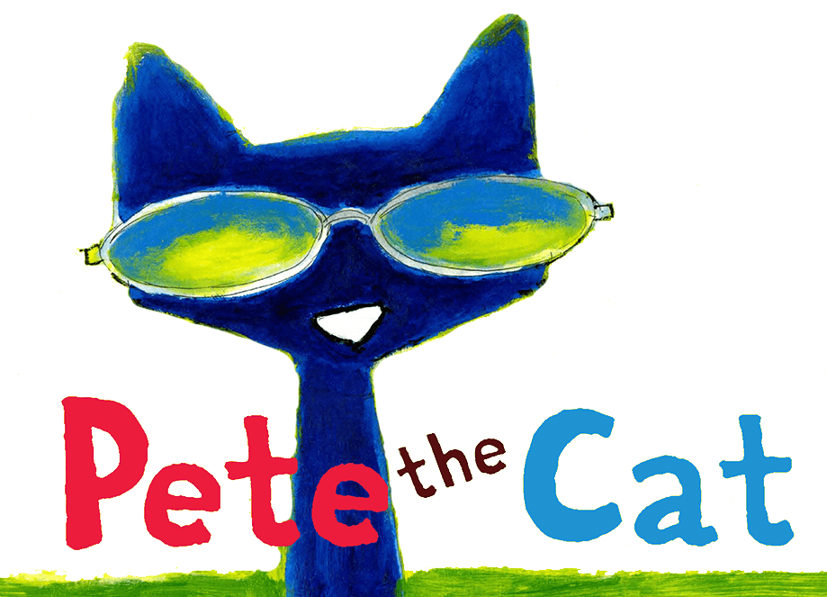 Pete The Cat clipart free 9