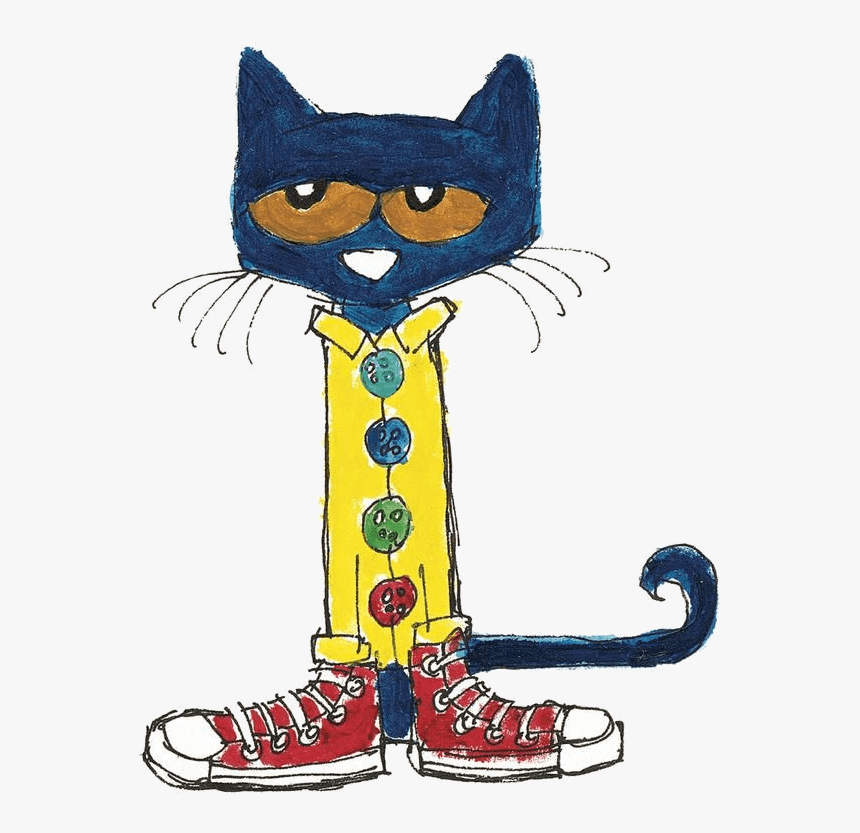 Pete The Cat clipart free
