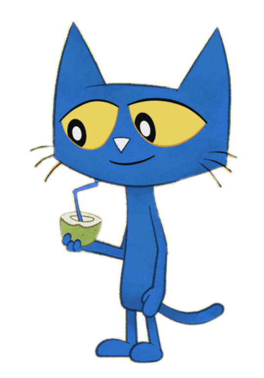Pete The Cat clipart png 2