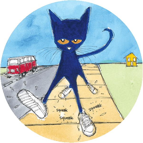 Pete The Cat clipart png 9
