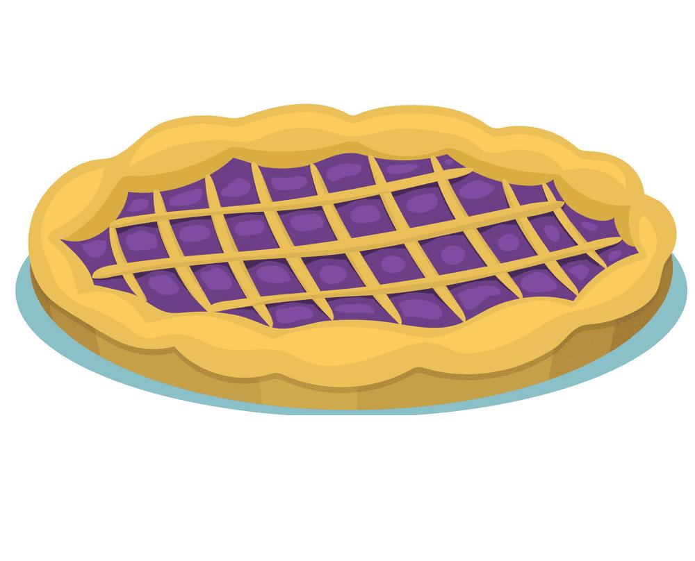 Pie clipart 1