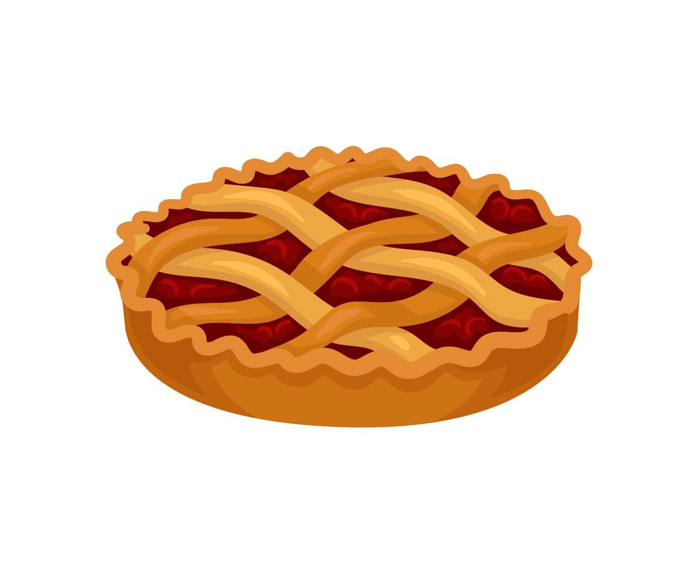 Pie clipart 4