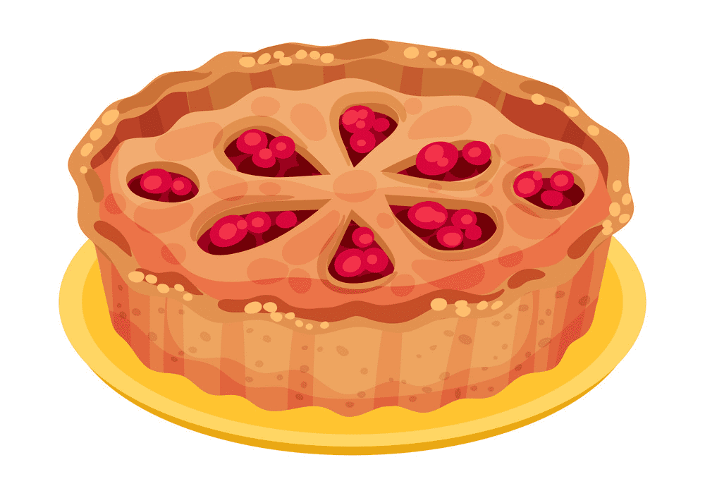 Pie clipart 5