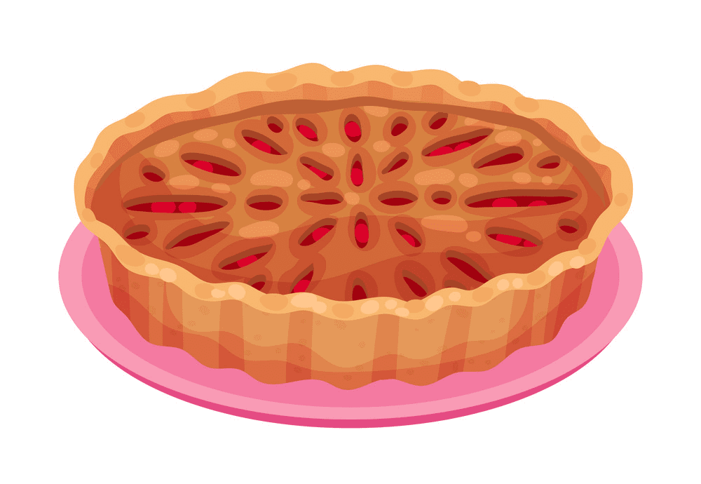 Pie clipart 6