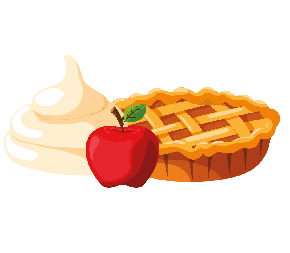 Pie clipart for free