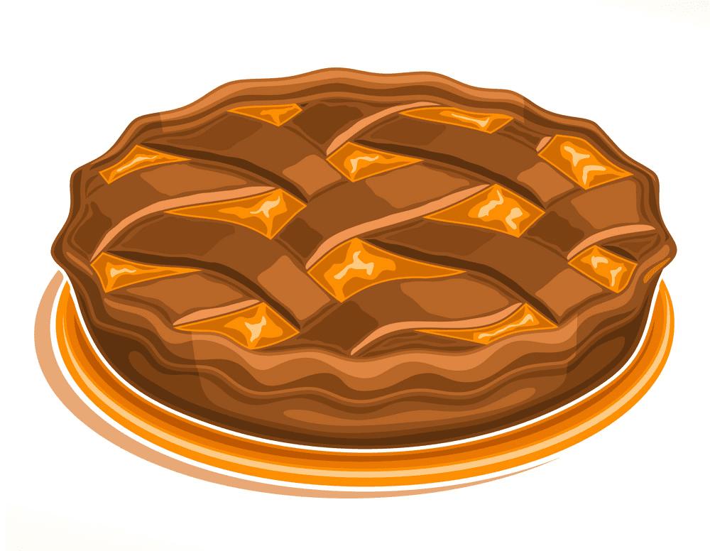 Pie clipart image