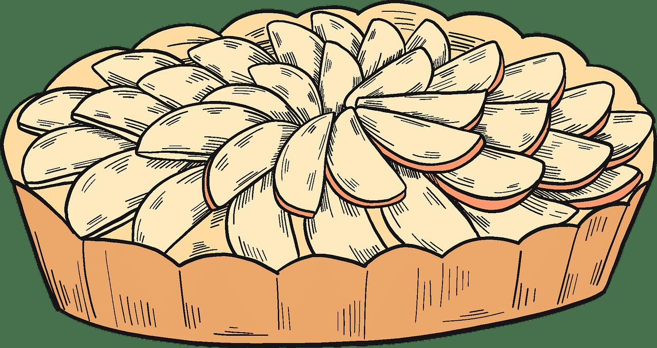 Pie clipart transparent 11
